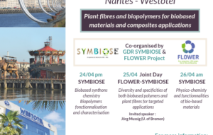 SAVE THE DATE – FLOWER 1st Conference